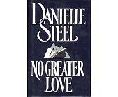 Szczegóły książki NO GREATER LOVE