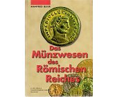 Szczegóły książki DAS MÜNZWESEN DES RÖMISCHEN REICHES