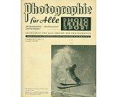Szczegóły książki PHOTOGRAPHIE FUR ALLE - 1942