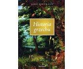 Szczegóły książki HISTORIA GRZECHU