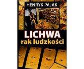 Szczegóły książki LICHWA. RAK LUDZKOŚCI