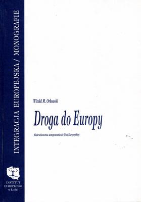 DROGA DO EUROPY