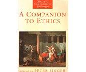 Szczegóły książki A COMPANION TO ETHICS