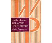 Szczegóły książki ROZMÓWKI HOLENDERSKIE