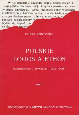 POLSKIE LOGOS A ETHOS - 2 TOMY