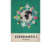 Szczegóły książki ESPERANTO 1