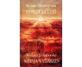 Szczegóły książki WERSJA WYDARZEŃ