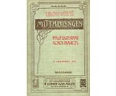 Szczegóły książki PHOTOGRAPHISCHEN INHALTS - 1905