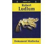 Szczegóły książki DOKUMENT MATLOCKA