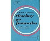 Szczegóły książki MÓWIMY PO FRANCUSKU