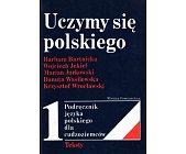Szczegóły książki UCZYMY SIĘ POLSKIEGO