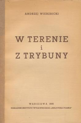 W TERENIE I Z TRYBUNY
