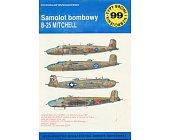 Szczegóły książki SAMOLOT BOMBOWY B-25 MITCHELL (TYPY BRONI I UZBROJENIA - ZESZYT 99)
