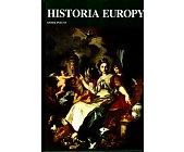 Szczegóły książki HISTORIA EUROPY
