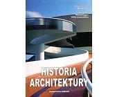 Szczegóły książki HISTORIA ARCHITEKTURY
