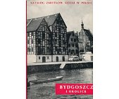 Szczegóły książki KATALOG ZABYTKÓW SZTUKI W POLSCE. BYDGOSZCZ I OKOLICE
