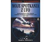 Szczegóły książki MOJE SPOTKANIA Z UFO