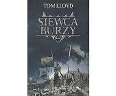 Szczegóły książki KRÓLESTWO ZMIERZCHU - TOM I - SIEWCA BURZY