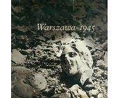 Szczegóły książki WARSZAWA 1945