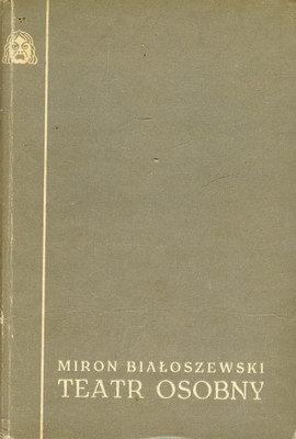 TEATR OSOBNY 1955-1963