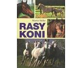 Szczegóły książki RASY KONI