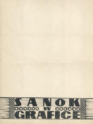 SANOK W GRAFICE