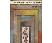 Szczegóły książki ALMANACH SCENY POLSKIEJ 1969 / 1970