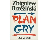 Szczegóły książki PLAN GRY - USA VS ZSRR