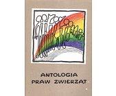 Szczegóły książki ANTOLOGIA PRAW ZWIERZĄT
