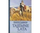 Szczegóły książki TAJEMNE LATA