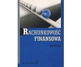 Szczegóły książki RACHUNKOWOŚĆ FINANSOWA