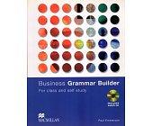 Szczegóły książki BUSINESS GRAMMAR BUILDER