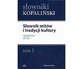 Szczegóły książki SŁOWNIK MITÓW I TRADYCJI KULTURY - 3 TOMY KOMPLET