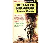 Szczegóły książki THE FALL OF SINGAPORE
