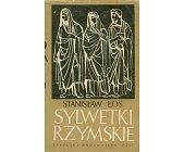 Szczegóły książki SYLWETKI RZYMSKIE
