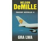 Szczegóły książki GRA LWA