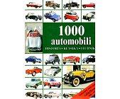 Szczegóły książki 1000 AUTOMOBILI