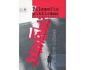 Szczegóły książki FILOZOFIA PUBLICZNA SOLIDARNOŚCI