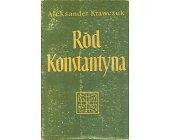 Szczegóły książki RÓD KONSTANTYNA