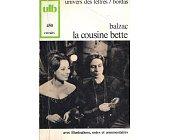 Szczegóły książki LA COUSINE BETTE