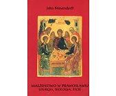 Szczegóły książki MAŁŻEŃSTWO W PRAWOSŁAWIU. LITURGIA, TEOLOGIA, ŻYCIE