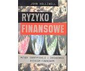 Szczegóły książki RYZYKO FINANSOWE