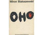Szczegóły książki OHO