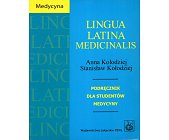 Szczegóły książki LINGUA LATINA MEDICINALIS