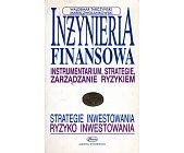 Szczegóły książki INŻYNIERIA FINANSOWA