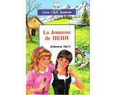 Szczegóły książki LA JEUNESSE DE HEIDI