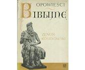Szczegóły książki OPOWIEŚCI BIBLIJNE