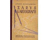 Szczegóły książki ZARYS KARTOGRAFII