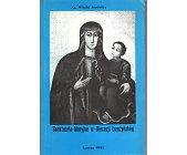 Szczegóły książki SANKTUARIA MARYJNE W DIECEZJI ŁOMŻYŃSKIEJ