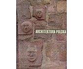Szczegóły książki ARCHITEKTURA POLSKA